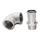 Gewinde-/ Pressfittings